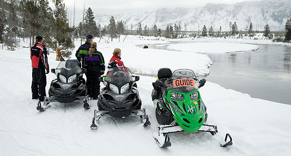 West Yellowstone Snowmobile Capitol Of The World Driveaway Adventures